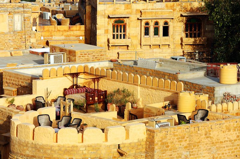 Mandir Palace Museum, Jaisalmer